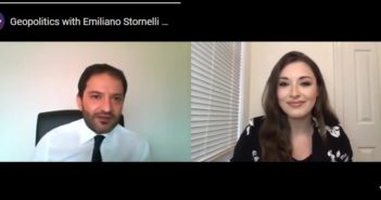 Geopolitics with RSC Chairman Emiliano Stornelli